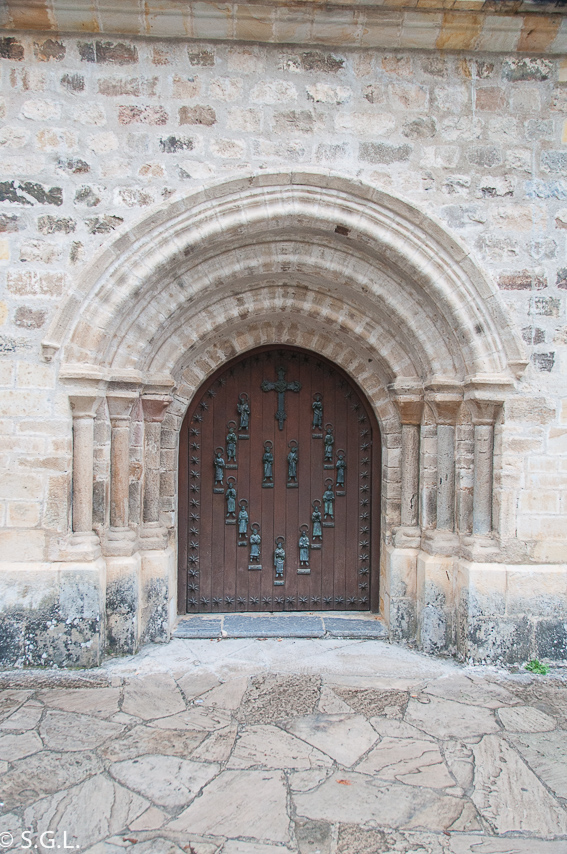 Puerta del perdon Santo toribio de Liebana