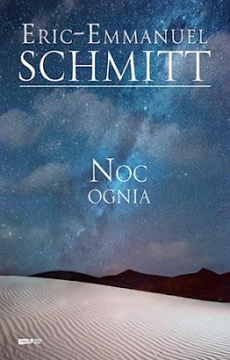 Schmitt, Noc Ognia, recenzja, ArtMagda