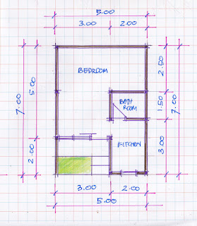 layout of home design 07b