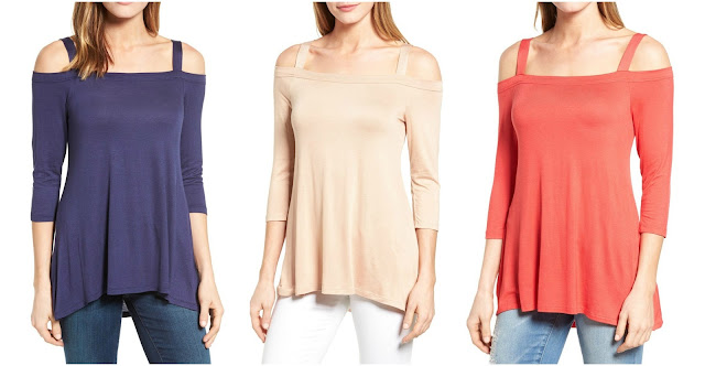 Bobeau Off the Shoulder Top $23 (reg $39)