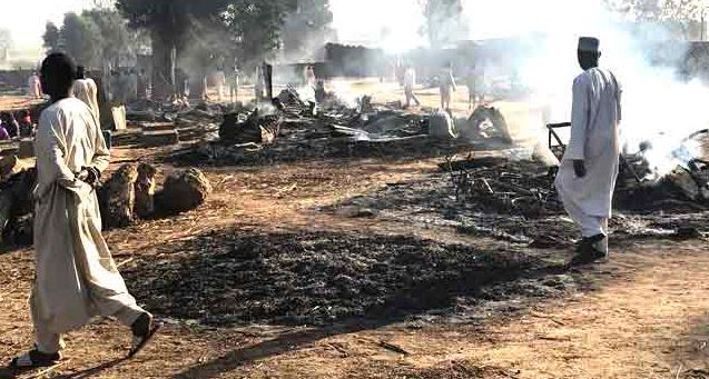 Boko Haram Strikes Again, Kills 11 In Early Morning Bombing