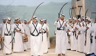 اسم رقصة سعودية مشهورة