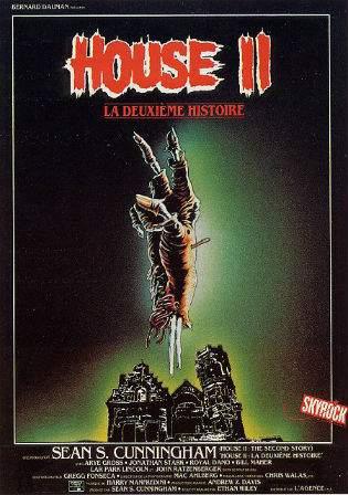 House II The Second Story 1987 Hindi Dual Audio 280MB 480p BRRip ESub Watch Online Full Movie Download Worldfree4u 9xmovies