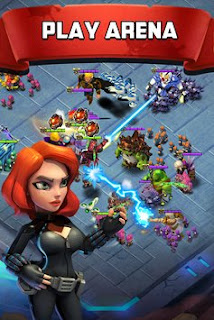 Clash of Zombies II Mod Apk Full Skill