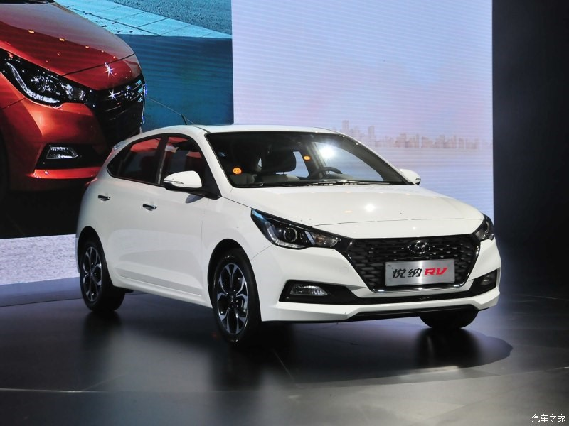 2018 hyundai hatchback. wonderful hatchback beijing hyundai has showcased the nextgeneration 2017 verna  hatchback 2018 accent hatchback the variant will go by name u201c  to 2018 hyundai