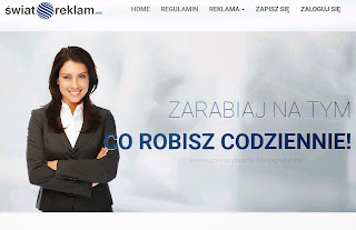 Świat Reklam - program należy do firmy Adnox.pl, opinie, opis