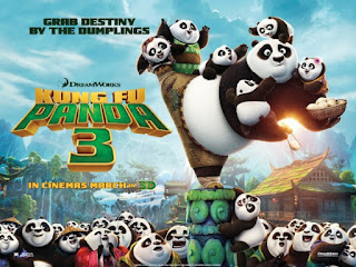 Download Free Movies Kung Fu Panda 3 (2016)