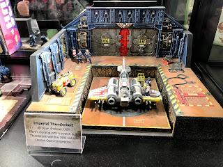 Warhammer World exhibition