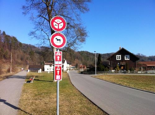 Biker Fahrverbot