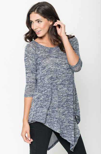 knitted tunic tops