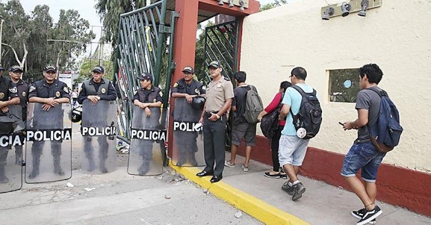 SUNEDU investigará las denuncias hechas contra San Marcos - www.sunedu.gob.pe