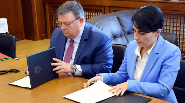 The Bulgarian and Albanian prosecution offices signed a memorandum of cooperation