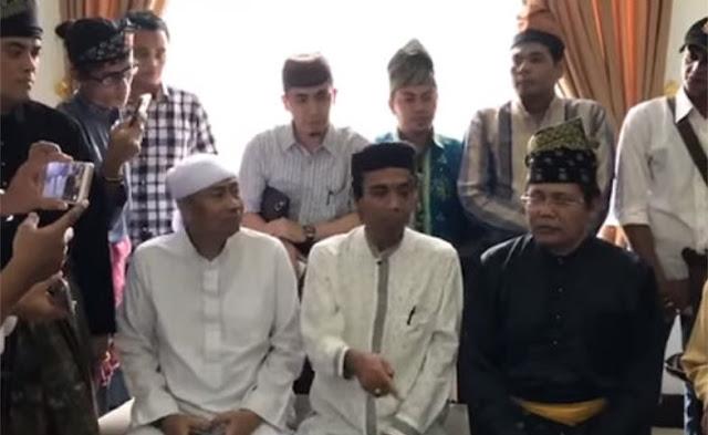 Tegas! Ustadz Abdul Somad: Saya Tidak Mau Didikte Preman Nasi Bungkus