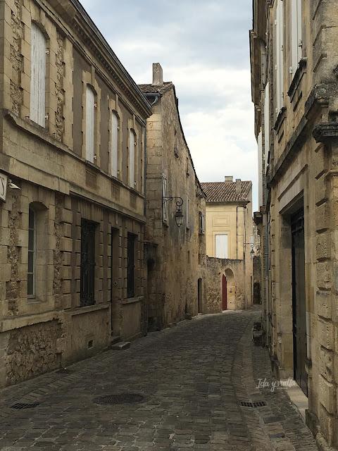 Calle de Saint-Émilion