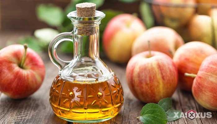 Cara membersihkan kotoran telinga dengan cuka apel