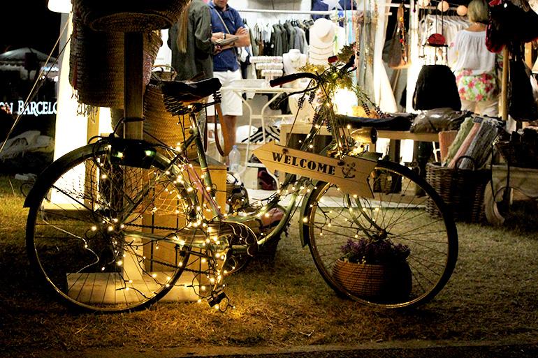 La bicicleta y sus luces (Summer festival)