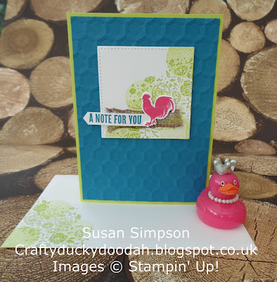 Stampin' Up! UK Independent  Demonstrator Susan Simpson, Craftyduckydoodah!, Wood Words, Wood Crate Framelits Dies, 2017 Catalogue Launch Make & Take Project, Supplies available 24/7 from my online store,