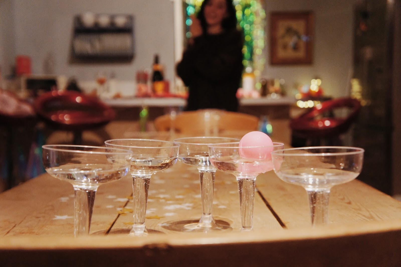 Image result for prosecco pong