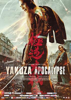 Kuis Yakuza Apocalypse