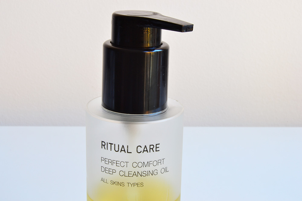 Sensilis, Ritual Care, Perfect Comfort Deep Cleansing Oil