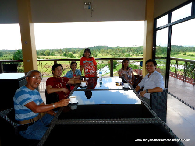 restaurant at San Juanico Gulf and Country Club