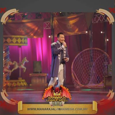Live Streaming Maharaja Lawak Mega 2018 Minggu 3 (16.11.2018)