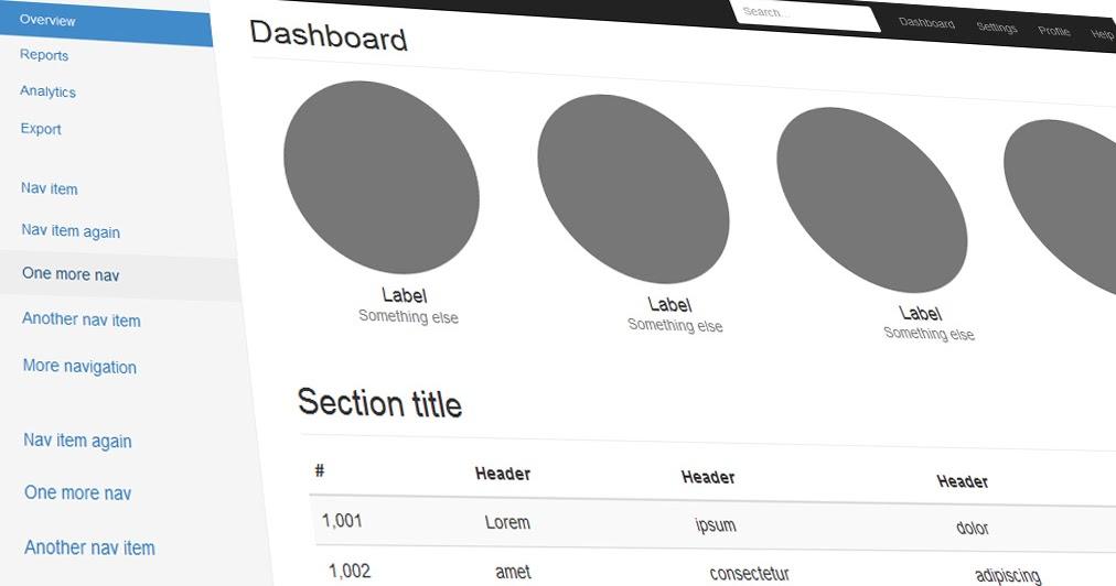 Cara Membuat Tampilan dengan BOOTSTRAP di PHP - Dedy Manado