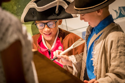 The Museum of the American Revolution in Philadelphia, Pennsylvania