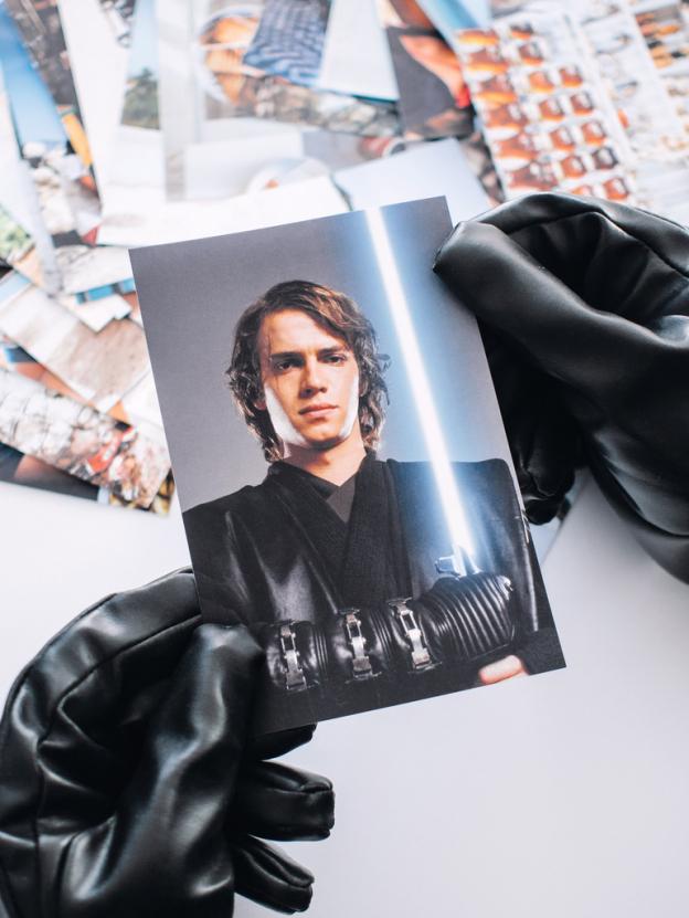 darth vader jovem - Você já imaginou como seria o cotidiano de Darth Vader