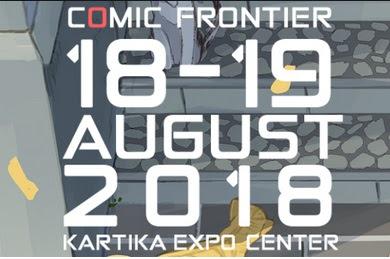 Comifuro 11 [ Comic Frontier XI ] Bulan Agustus 2018