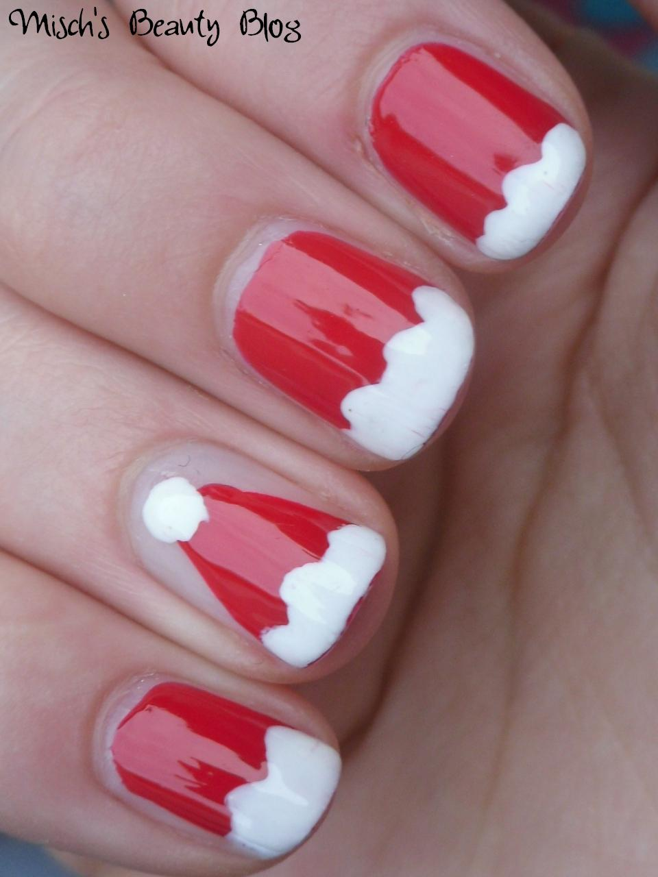 Easy Christmas Nails To Do At Home