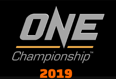 ONE Championship 2019 events calendar, dates, schedule.