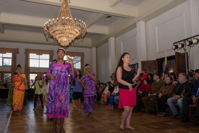 Segundo Festival de las Culturas en Osorno