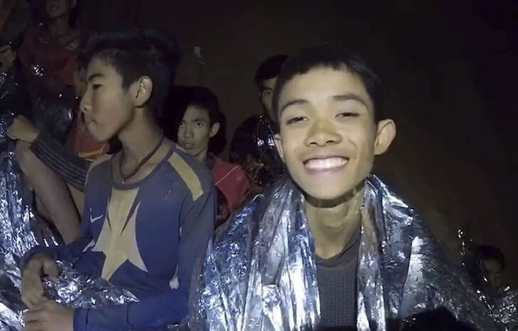 After Spending 17 Entire Days Underground, 12 Boys And Their Coach Are Finally Safe