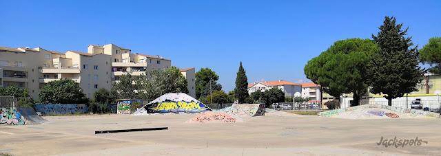 Skate park Miramas
