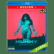 La momia (2017) 4K UHD Audio Dual Latino-Ingles