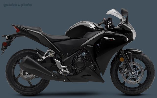 New Honda CBR250R black