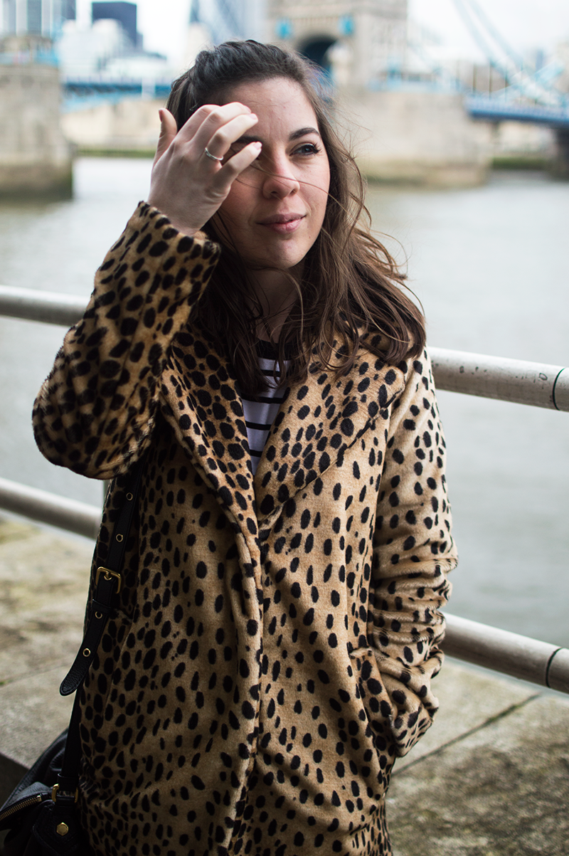 STYLE: HOW TO WEAR A LEOPARD PRINT COAT
