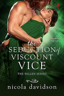 The Seduction of Viscount Vice by Nicola Davidson