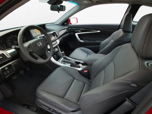 Honda Accord Coupe LX-S CVT Featur