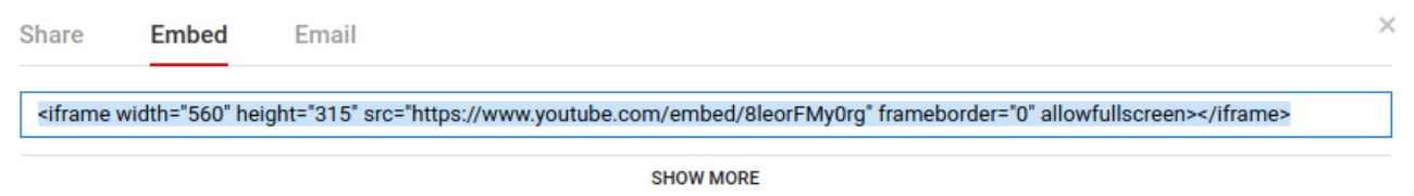 Taking A Website From Good To Great - Part 4 - Maintaining The Responsive Experience With Embedded Objects