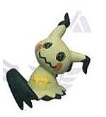 Mimikyu figure Takara Tomy Monster Collection MONCOLLE EX EMC_29