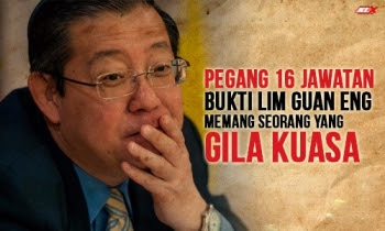 Image result for lim guan eng one man show