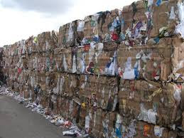 in túi giấy tái chế