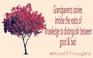 Aura of Thoughts - Grandparent experience