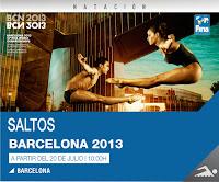 SALTOS-Mundial Barcelona 2013