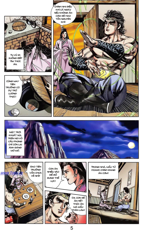 Tần Vương Doanh Chính chapter 14 trang 12