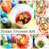Process Art for Kids
