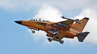 Pesawat Leonardo M-346FA