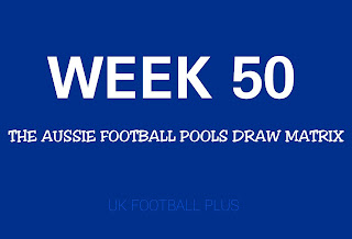 Week 50 football pools - ukfootballplus